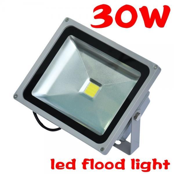 30w super bright outdoor led flood lights 75w hps bulb. Black Bedroom Furniture Sets. Home Design Ideas