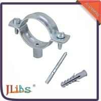 Professional durable metal pipe clips tube saddle clamp