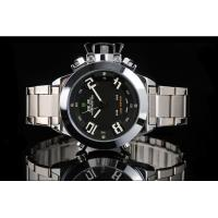 Buy cheap Soilder Accurate Sport Wrist Watches Male With Double Movement product