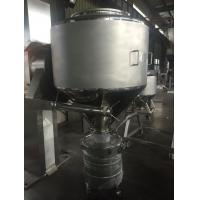 Buy cheap Automatic / Semi Automatic Pharmaceutical Mixer Powder Machine Bin Blender product