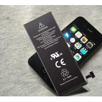 Buy cheap Durable 3.8V 1810mah Replace Iphone Battery Light Weight , 30*25*24cm product