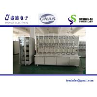 Buy cheap 16 position Three Phase Electric Meter Test Bench,Output Current: 4* 0-120A, one from wholesalers