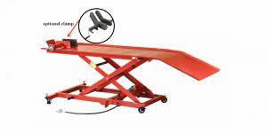 Buy cheap 1000lbs Scissor CE 1 Cylinder Hydraulic Motorcycle Lift Bench product