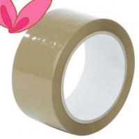Buy cheap 48mmx100m China manufacturer Carton sealing use Acrylic brown BOPP PACKING TAPE product