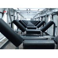 China Light Industry Conveyor Belt Roller Idler Carrying Troughing GB Standard on sale