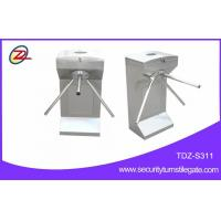Electric turnstile gate systems fingerprint access control for gym