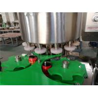 Buy cheap Large Capacity Beverage Can Filling Machine , Small Can Filling And Seaming from wholesalers