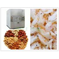 Buy cheap High Power Microwave Vacuum Drying Equipment For Small Workshop CE ISO Standard from wholesalers