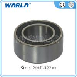 Buy cheap Car AC clutch pulley bearing for Mitsubishi MSC130 CVC125 CVC135 CVC135E Sanden SCROLL SD7B10 TR090 TRF090 product