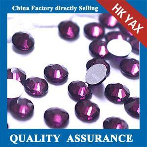 Buy cheap flat back non hotfix rhinestone,non hot fix rhinestone,ss10 crystal non hotfix rhinestone product