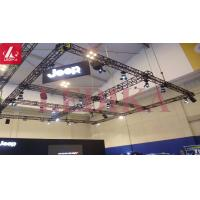 Buy cheap Multifunctional Aluminum Alloy Stage Lighting 400*400MM Bolt Truss For Auto Show product