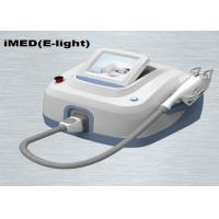 """China 8.4"""" LCD Touch Screen SHR Light Therapy Device ,  IPL E light Beauty Machine wholesale"""