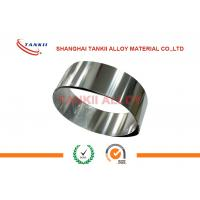 Buy cheap Cupronickel Copper Nickel Alloy Foil Low Resisitivity With Great Solderability product