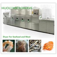Buy cheap Microwave Food Sterilization Equipment Industrial Food Dryer Stainless Steel product