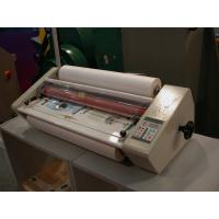 Buy cheap 360MM roll laminator 360MM hot & cold roll laminating machine product