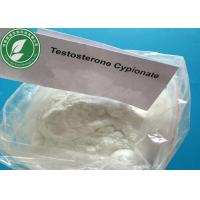 Buy cheap Androgenic Steroid Powder Testosterone Cypionate For Muscle Building CAS 58-20-8 product