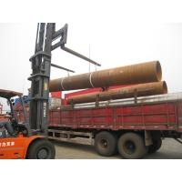 Buy cheap Gas Delivery Seamless Carbon Steel Pipe Large OD / Heavy Wall Thickness product