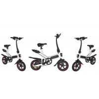 Buy cheap 36V Electric Folding Road Bike Aluminum Alloy Frame Energy Saving Eco - Friendly product
