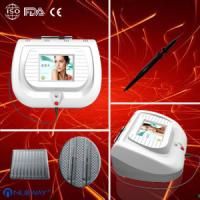 China Blood vessels / spider vein removal machine for home remedy with touch screen on sale