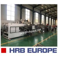 Buy cheap Fully Automatic Corrugated Cardboard Making Machine Inline Folder Gluer Machine product