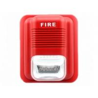 Buy cheap 112DB Security House Alarm Siren 76 Times Per Minute Flash Rate Fire Alarm product