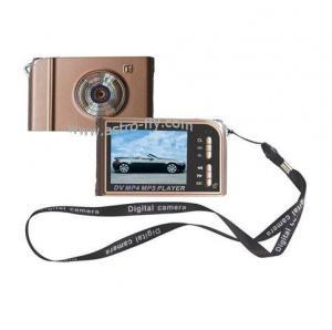 Buy cheap Jugador de la cámara digital MP4, cámara MP4 del enfoque product