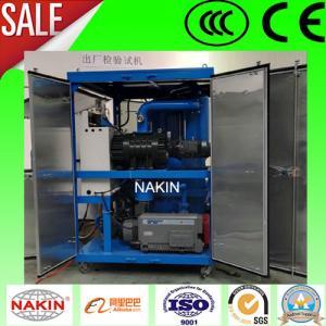China 2017 High Vacuum Transformer Oil Regeneration Plant,Oil Treatment Machine on sale