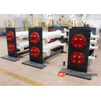 Buy cheap Shell Tube Heat Exchanger Water Cooling For Freezing Industries ,  Leather Chiller product