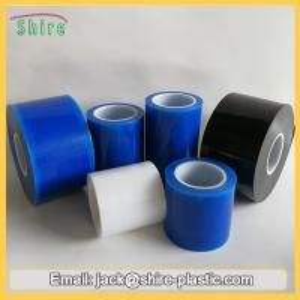 China Coated Glue Adhesive Protective Film Coated Glue Adhesive Protection Film on sale
