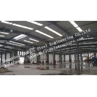 China H - Column Type Pre-engineered Building Concrete & Steel Shopping Mall Builder wholesale