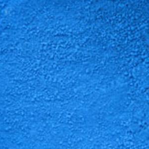 Pigmento fluorescente da cor azul da matéria prima para a tinta de impressão da tela