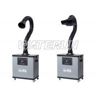 Buy cheap Single Arm Solder Fume Extractor With 3-Layers Filtering System product