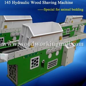 Buy cheap 動物の寝具、油圧タイプ、良質の、自動に働くことのための木製の剃る機械 product