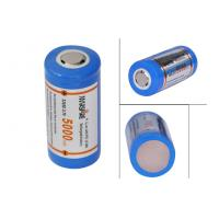 China 3.7V Rechargeable Lithium Ion Battery 5000mAh with PCB Li - ion Battery Recharge wholesale