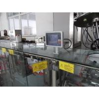 Buy cheap Doypack Zipper Pouch Packing Machine / Standing Pouch Filling Machine product