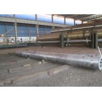Buy cheap High Pressure Boiler Hot Rolled Steel Pipe , Hot Rolled Tube 46'' Large Caliber product