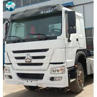 Buy cheap Howo 6x4 336hp 371hp 420 hp used tractor truck trailer head for sale product