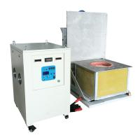 Buy cheap Professional manufacturer 100KW IGBT Induction meltal melting furnace, casting from wholesalers
