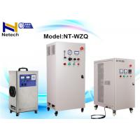 Buy cheap 10 g/h - 60 g/h Industrial Ozone Generator Corona Discharge Technology In Water product