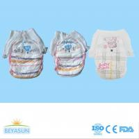 Buy cheap Toddler Nappy Baby Pull Up Pants OEM Design Ultra Soft Non Woven Fabric product