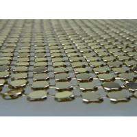 Buy cheap 3mm Golden Aluminum ISO 9001 Sequins Wall product