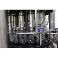 Buy cheap Three In One 24000 BPH Bottled Water Filling Machines product