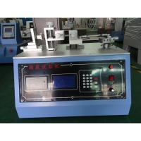 China Rotating Eccentric Type USB Connector Test Machine with 0 ~ 300 mm Stroke wholesale