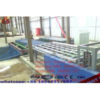 Buy cheap Decorative Magnesium Oxide Board Production Line Capacity 2000 Sheets / Shift product