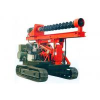 Buy cheap Crawler Hydraulic Pile Driver/Crawler Auger Piling Drill Rig product