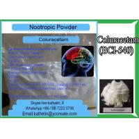 Buy cheap Nootropic Raw Steroid Powders Coluracetam Mkc -231 / Bci -540 CAS 135463-81-9 product