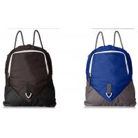 Buy cheap Durable 210D Polyester Drawstring Bag Water Resistant For Children product