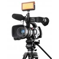 Buy cheap Smart Dimmable Camera Lighting Equipment , LED Cam Lights 450 Lux/M product