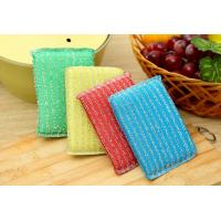 Buy cheap Long Lasting Non Scratch Scouring Pad With Superior Aluminum Oxide Abrasives product