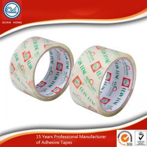 Buy cheap Adhésif clair comme de l'eau de roche pur 48mm x 30m 45mic de protection de l'environnement de bande haut from wholesalers